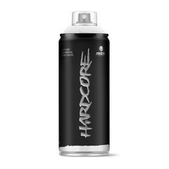 MTN Hardcore Spray Paint - Satin White (HRVSatin White)