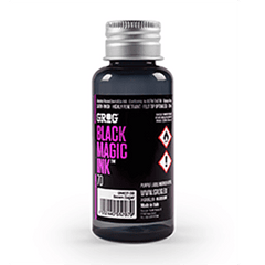 Grog Black Magic Ink 70ml Paint Refill - Brown Sugar
