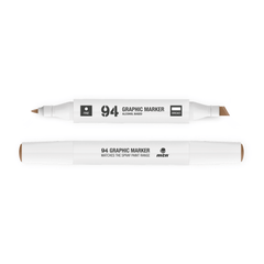 MTN 94 Graphic Marker Individual - <strong>NEW!</strong> Sequoia Brown (RV-137)