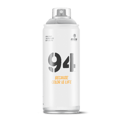 MTN 94 Spray Paint - Siberian Grey (9RV-7047)