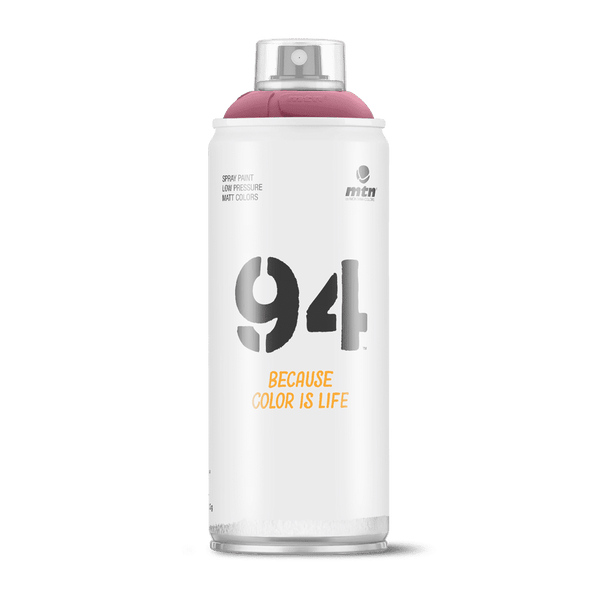 MTN 94 Spray Paint - Single Pink | Spray Planet