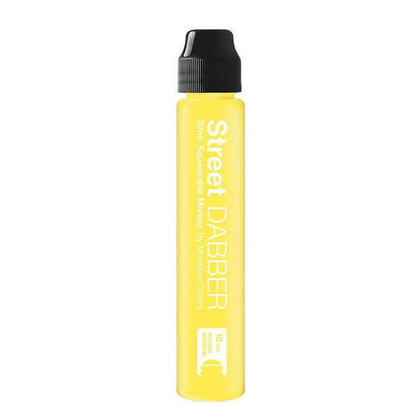Montana Colors MTN Street Paint Dabber 30 - Party Yellow 30ml Dripper
