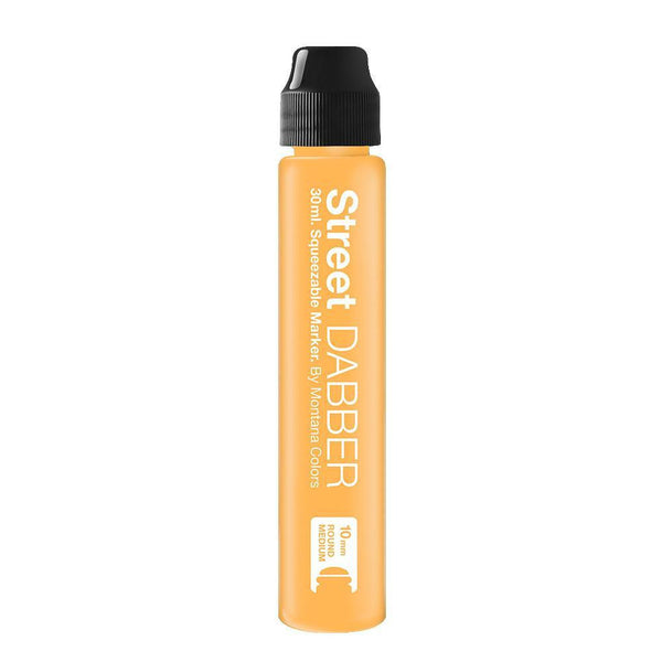Montana Colors MTN Street Paint Dabber 30 - Pastel Orange 30ml Dripper