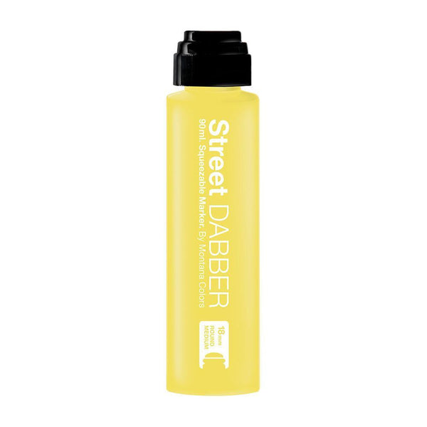MTN Street Paint Dabber 90 - Party Yellow | Spray Planet