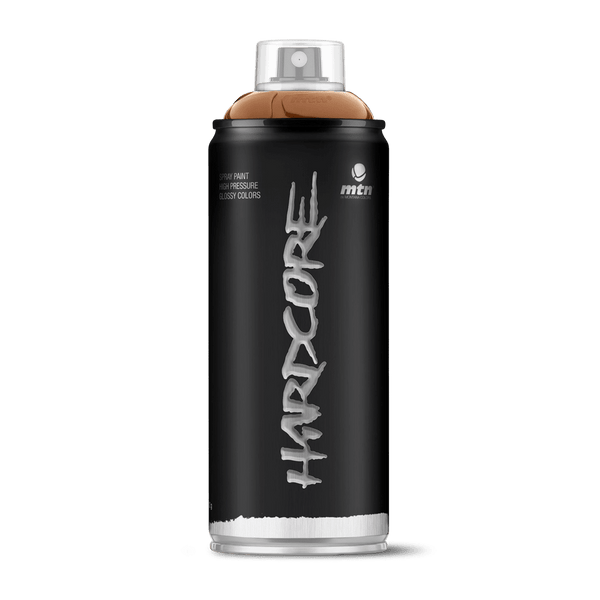 MTN Hardcore Spray Paint - Toasted Brown | Spray Planet