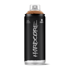 MTN Hardcore Spray Paint - Toasted Brown (HRV-8002)