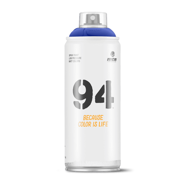 MTN 94 Spray Paint - Tuareg Blue | Spray Planet
