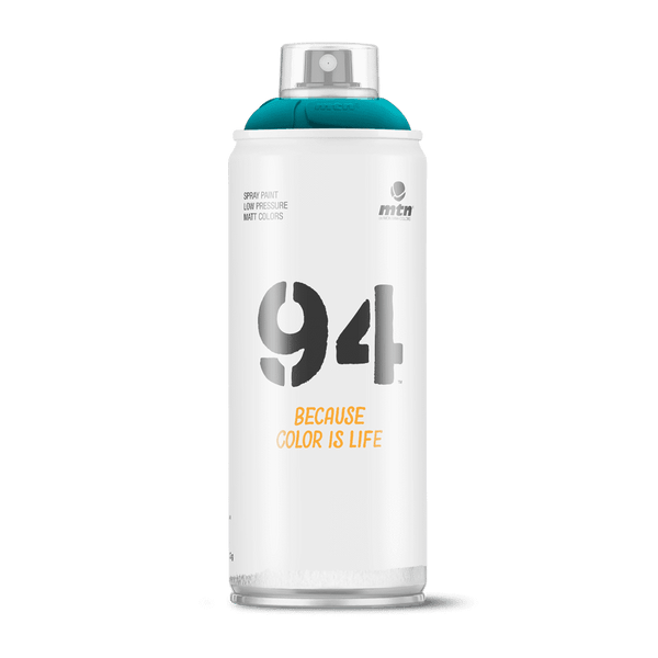 MTN 94 Spray Paint - Turquoise | Spray Planet