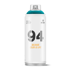 MTN 94 Spray Paint - Turquoise (9RV-5018)