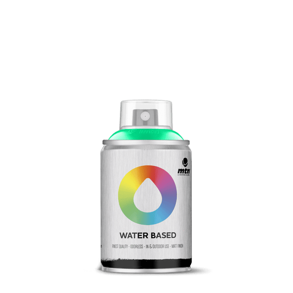 MTN Water Based 100 Spray Paint - Turquoise Green | Spray Planet