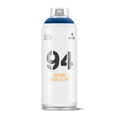 MTN 94 Spray Paint - Twister Blue (9RV-154)
