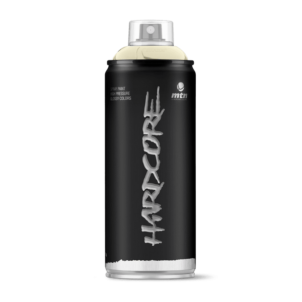 MTN Hardcore Spray Paint - Unicorn Yellow | Spray Planet