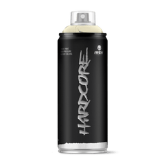 MTN Hardcore Spray Paint - Unicorn Yellow (HRV-252)