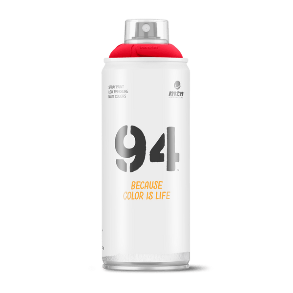 MTN 94 Spray Paint - Vivid Red | Spray Planet