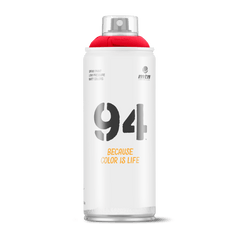 MTN 94 Spray Paint - Vivid Red (9RV-3001)