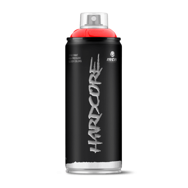 MTN Hardcore Spray Paint - Vivid Red | Spray Planet