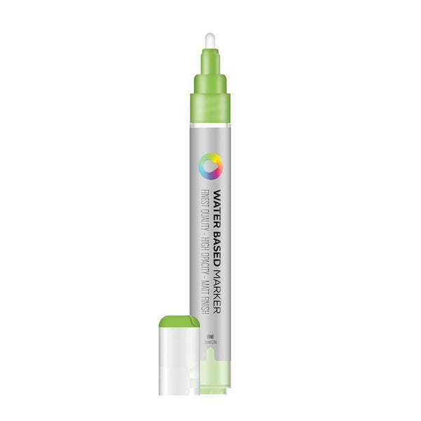 MTN Water Based Marker 3mm - Brilliant Light Green | Spray Planet