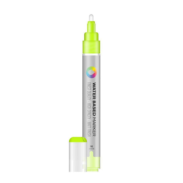 MTN Water Based Marker 3mm - Brilliant Yellow Green | Spray Planet