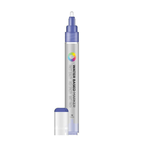 MTN Water Based Marker 3mm - Dioxazine Purple | Spray Planet