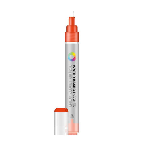MTN Water Based Marker 3mm - Naphthol Red | Spray Planet
