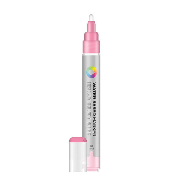MTN Water Based Marker 3mm - Quinacridone Rose | Spray Planet