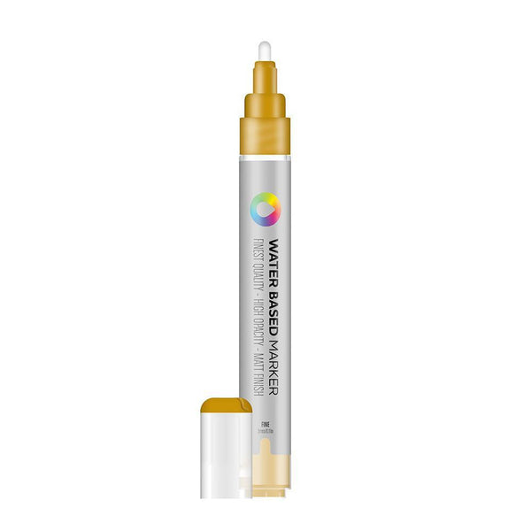 MTN Water Based Marker 3mm - Raw Sienna | Spray Planet