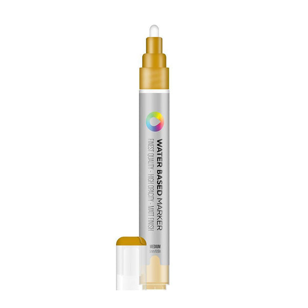MTN Water Based Marker Medium 5mm - Raw Sienna | Spray Planet