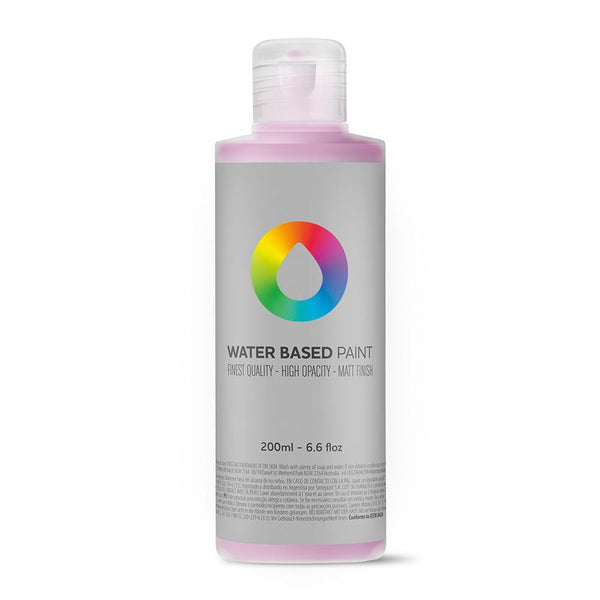MTN Water Based Paint Refill 200ml - Blue Violet Light | Spray Planet