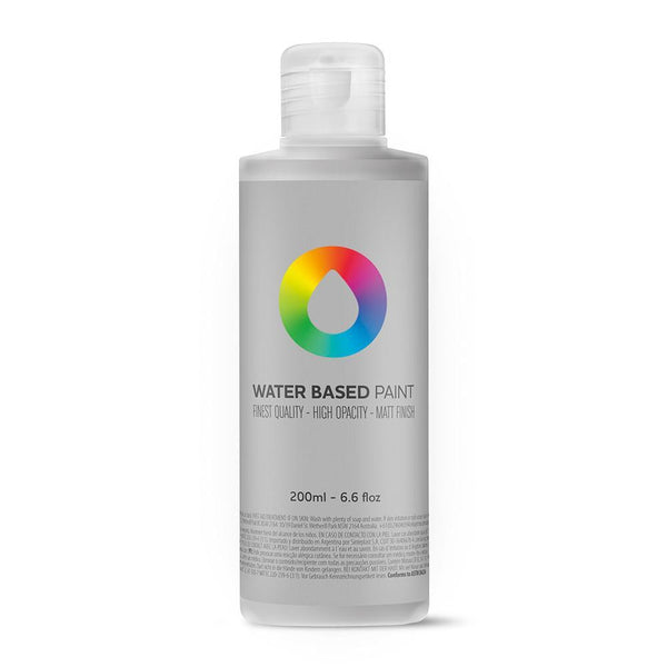 MTN Water Based Paint Refill 200ml - Neutral Grey | Spray Planet