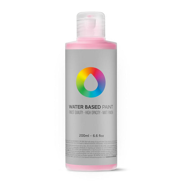 MTN Water Based Paint Refill 200ml - Quinacridone Rose | Spray Planet
