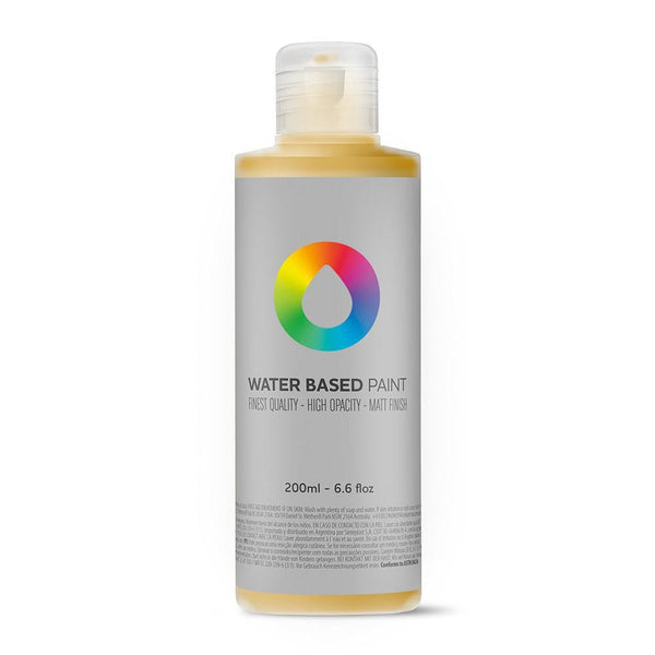 MTN Water Based Paint Refill 200ml - Raw Sienna | Spray Planet