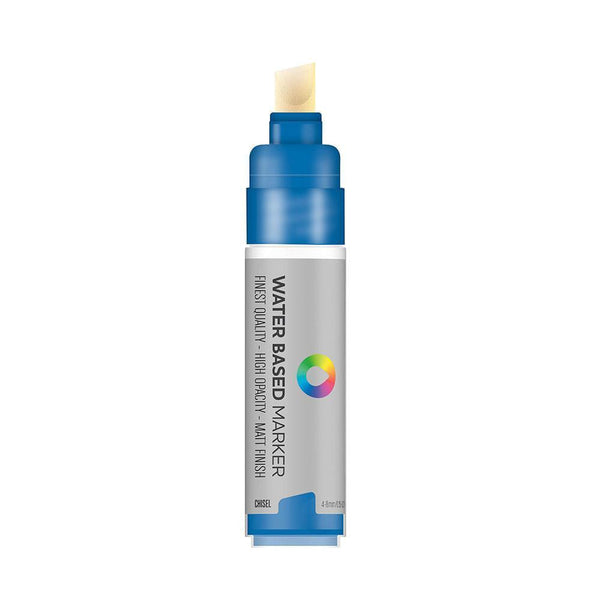 MTN Water Based Chisel Marker 8mm - Prussian Blue | Spray Planet
