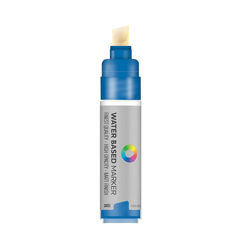 MTN Water Based 8m Paint Marker - Chisel Tip - Prussian Blue