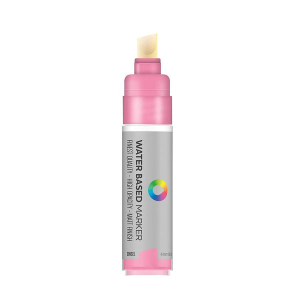 MTN Water Based Chisel Marker 8mm - Quinacridone Rose | Spray Planet