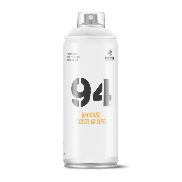 MTN 94 Spray Paint - White | Spray Planet
