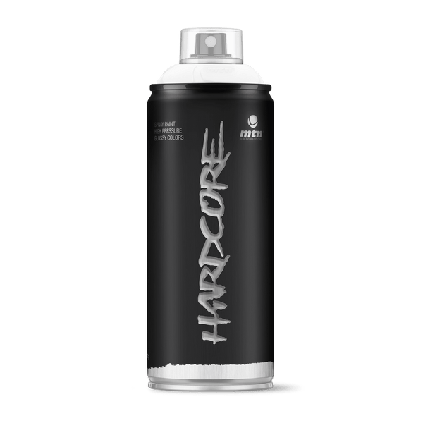 MTN Hardcore Spray Paint - White | Spray Planet