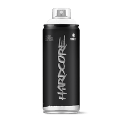MTN Hardcore Spray Paint - White (HRV-9010)