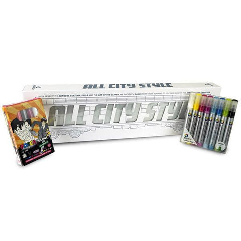 All City Train Pack