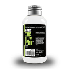 Grog Xtra Flow 100ml Paint Refill - Bogota White