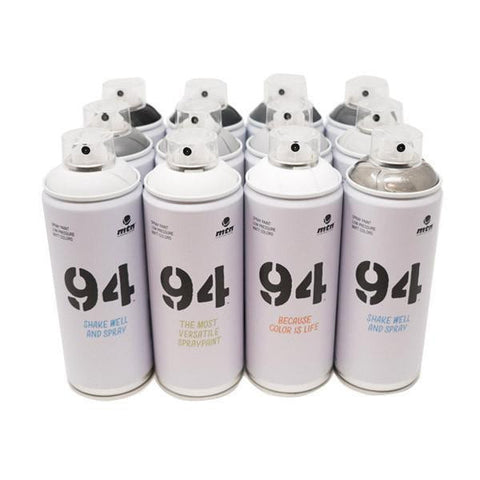 MTN 94 Greyscale 12 Pack