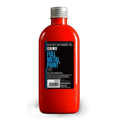 Grog Full Metal Paint Refill - 200ml
