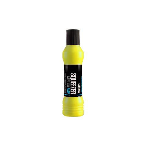 Grog Full Metal Paint Squeezer Mini - 05mm - Flash Yellow