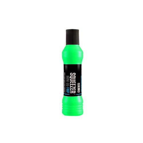 Grog Full Metal Paint Squeezer Mini - 05mm - Neon Green