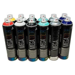 Mega Colors Power<br>600ml 12 Pack