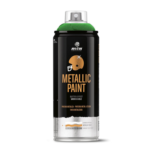 MTN PRO Metallic Paint - Green