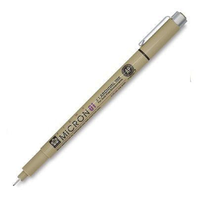 Sakura Micron Pen - 02 - .30mm Black