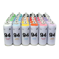 MTN 94 Low Pressure<br>36 Spray Can Pack