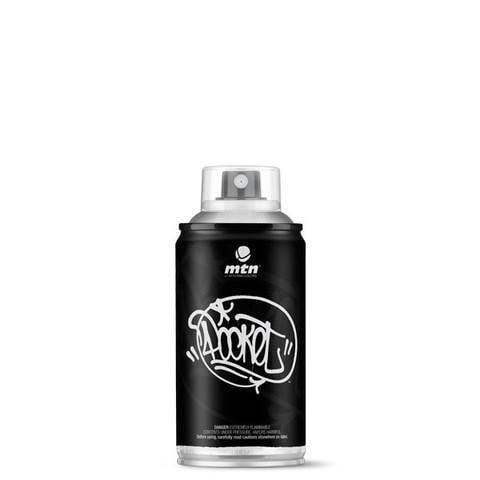 MTN Pocket Spray Paint - Silver Chrome | Spray Planet