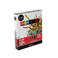 POSCA Water Based<br>3m Mixed Color 8 Pack