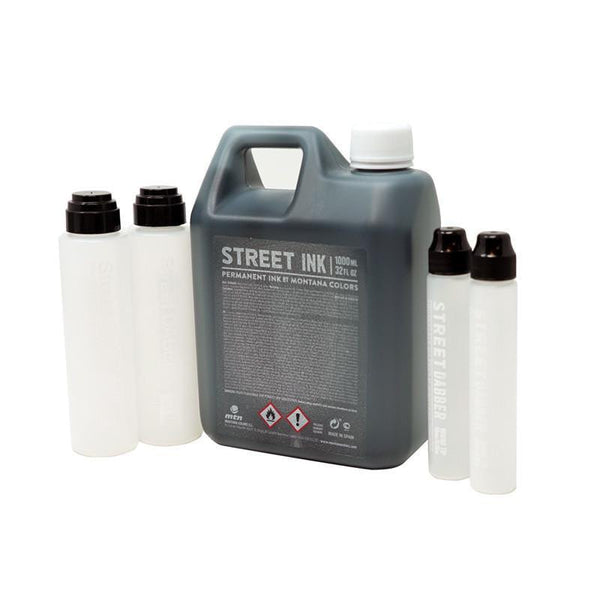 Street Ink 1000ml Pack